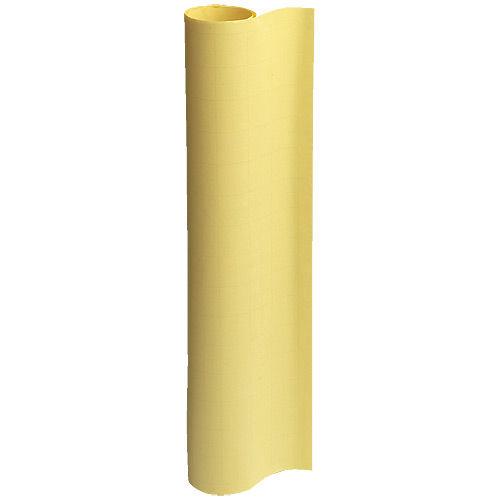 方眼模造紙 イエロー 50枚巻き P150J-Y