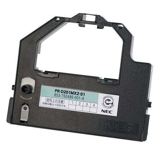NEC インクリボン PR-D201MX2-01(EF-GH1251)