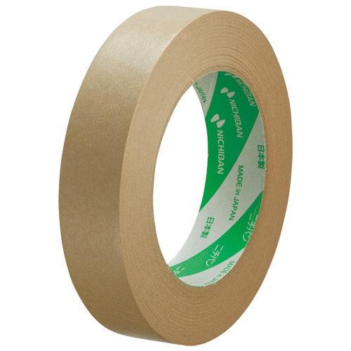 ニチバン クラフトテープ クラフト粘着テープ3121-25 25mm×50m 3121-25