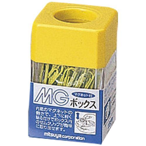 ミツヤ MGボックス 黄 MB-250V