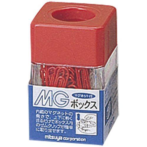 ミツヤ MGボックス 赤 MB-250V