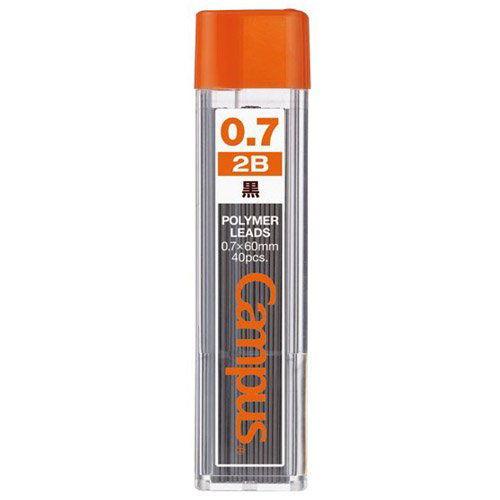 コクヨ 鉛筆シャープ 替芯 2B 0.7mm PSR-C2B7