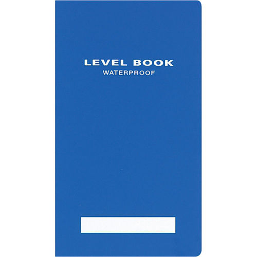 コクヨ レベルブック 測量野帳 ブライトカラー 青 30枚 セ-Y31B