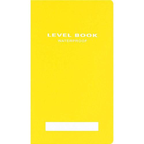 コクヨ レベルブック 測量野帳 ブライトカラー 黄 30枚 セ-Y31Y