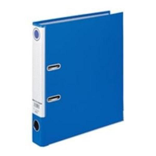ハピラ レバー式アーチファイル A4タテ ブルー SGLAF5