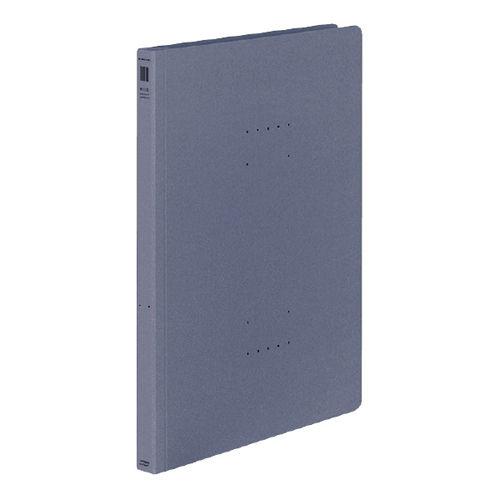 コクヨ NEOS フラットファイル A4タテ ブルーグレー 10冊 フ-NE10DM