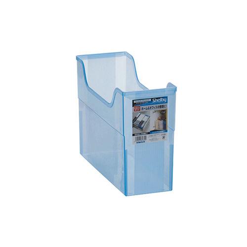 ファイルボックス レギュラー ブルー SH-FR