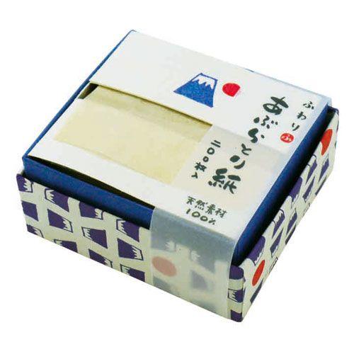 カクケイ あぶらとり紙 ふわり 富士山 FWA007