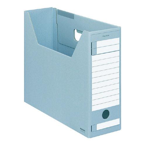 コクヨ ファイルボックス-FS Dタイプ A4 青 A4-LFD-B