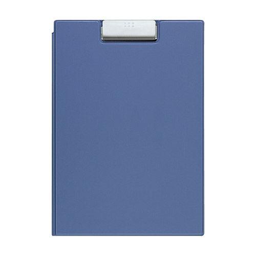 コクヨ クリップホルダ- A4 (カバー付き用箋挟)青 ヨハ-50NB