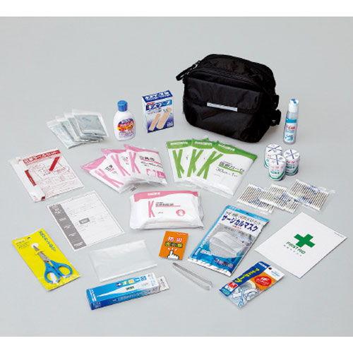 コクヨ 救急用品セット 防災の達人 少人数タイプ DRK-QS1D