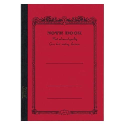 アピカ CDノート セミB5 赤 CD15RN