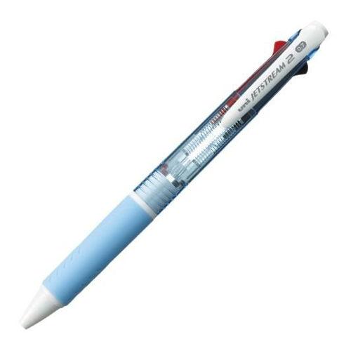 三菱鉛筆 2色 ジェットストリーム 0.7mm 水色 SXE230007.8