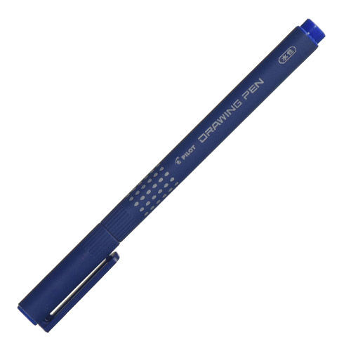 パイロット 水性ペン ドローイングペン03 0.3mm ブルー S15DRN3L