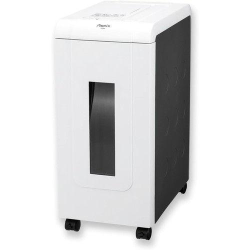 アスカ マイクロカットシュレッダー A4対応 ホワイト S59M【個人宅配送不可】