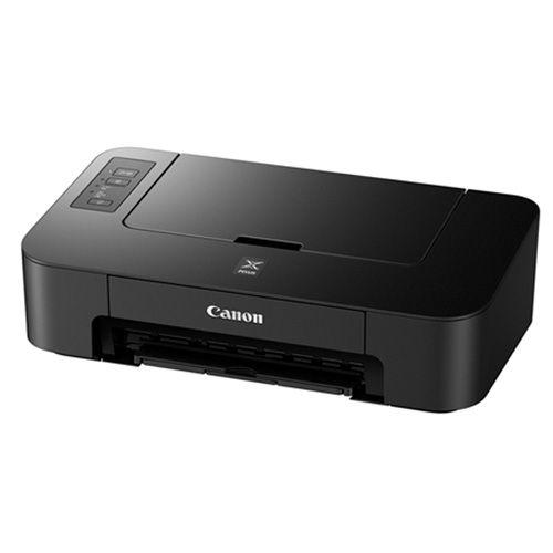 CANON インクジェットプリンター PIXUS ブラック TS203