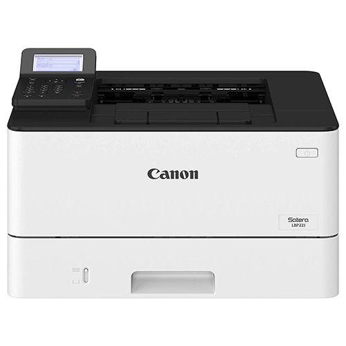 CANON Satera モノクロレーザープリンター A4対応 LBP221