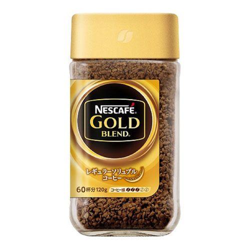 ネスカフェ ゴールドブレンド 瓶 120g