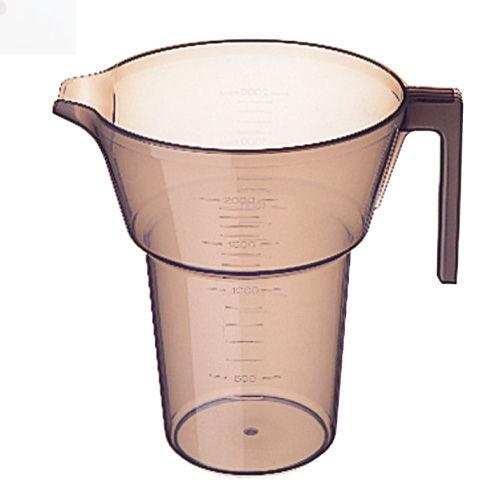 カリタ コーヒー器具 計量カップ 2000cc