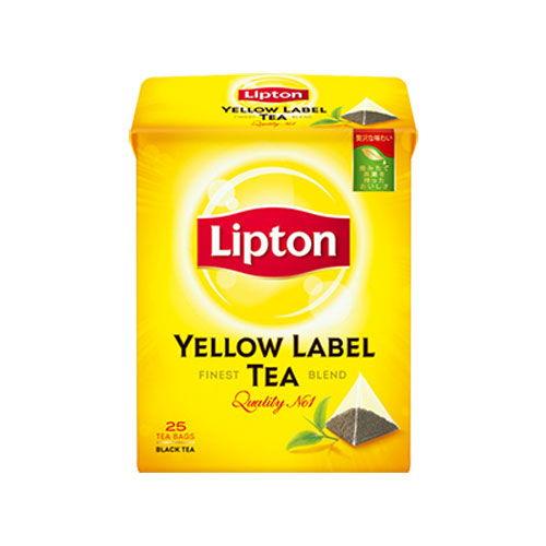 リプトン 紅茶ティーバッグ YELLOW LABEL