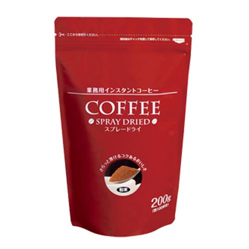 業務用 スプレードライコーヒー 200g