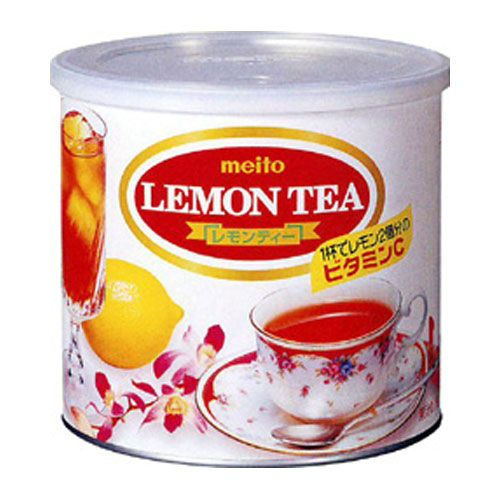 名糖 レモンティ缶入り 720g