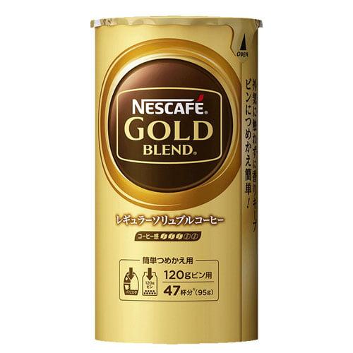 ネスレ ネスカフェ ゴールドブレンド エコ&システムパック 105g