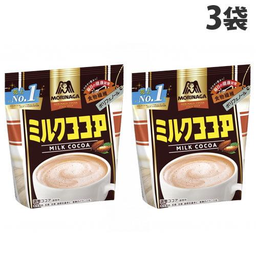 森永製菓 ミルクココア お徳用 300g 3袋