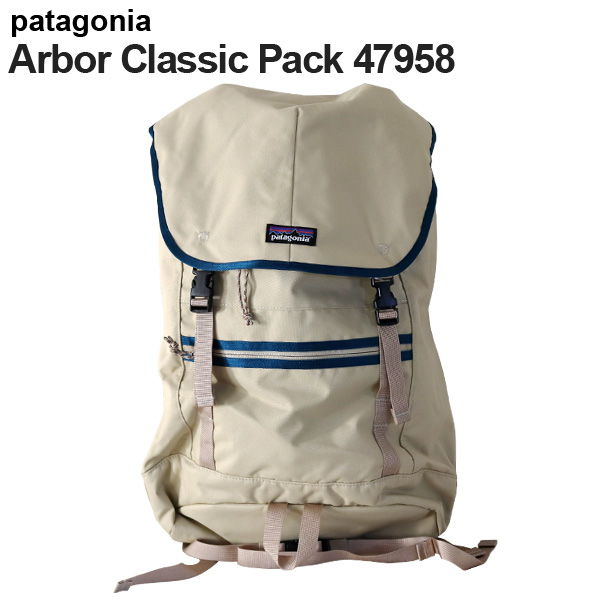 Patagonia バックパック アーバークラシックパック 25L カーキ 47958