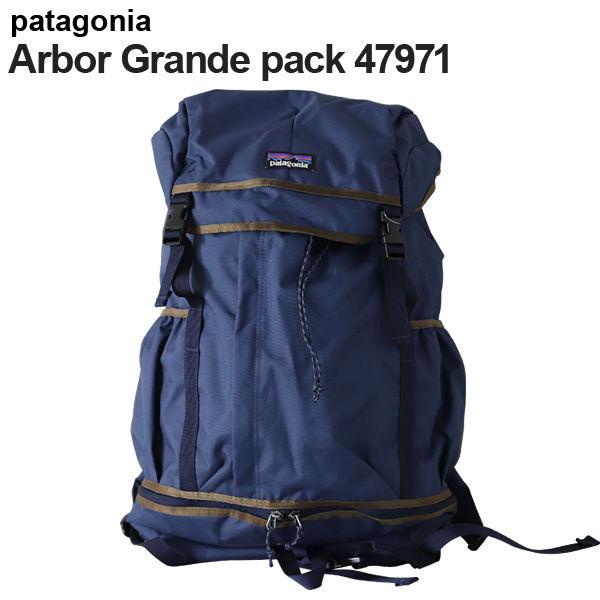 Patagonia バックパック アーバーグランデパック 28L クラシックネイビー 47971