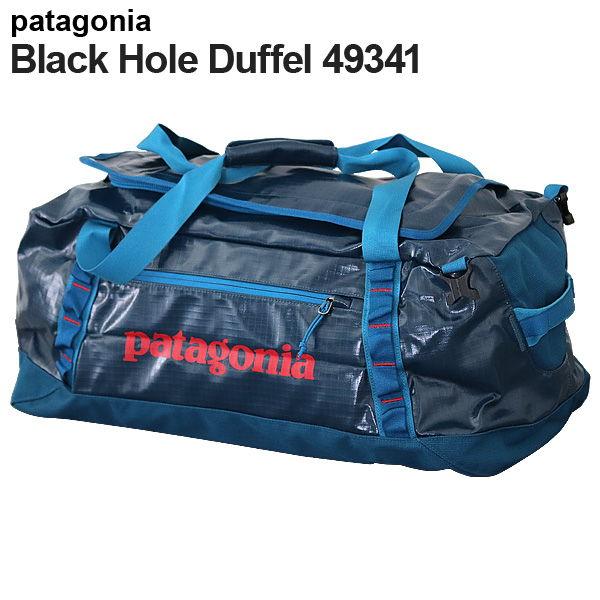 Patagonia バックパック ブラックホールダッフル 60L ビッグサーブルー 49341