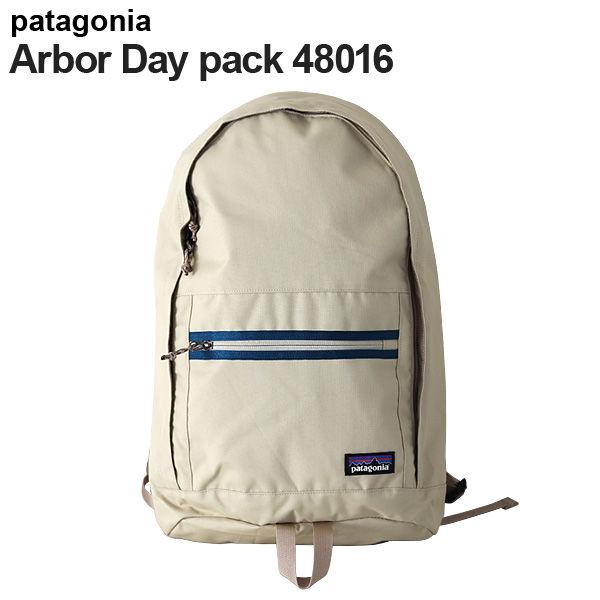 Patagonia バックパック アーバーデイパック 20L カーキ 48016
