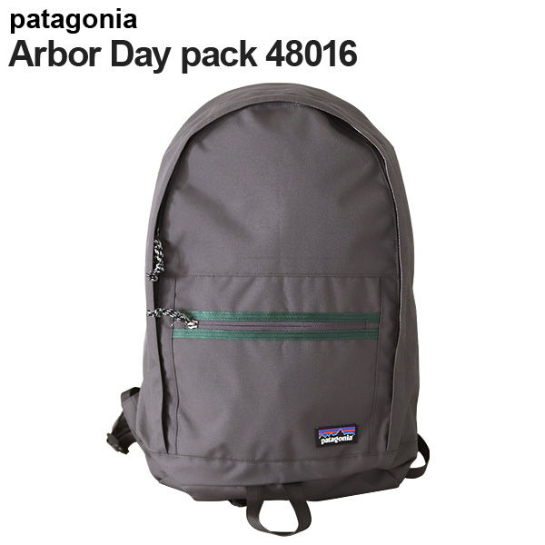 Patagonia バックパック アーバーデイパック 20L フォージグレー 48016
