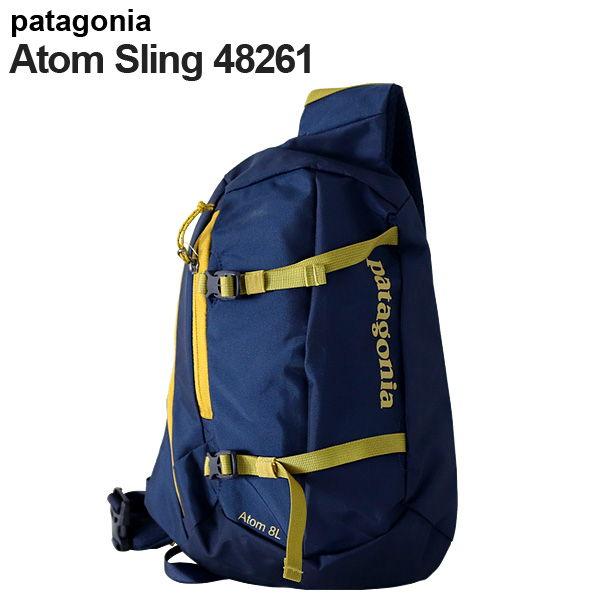 Patagonia バックパック アトムスリング 8L クラシックネイビー 48261