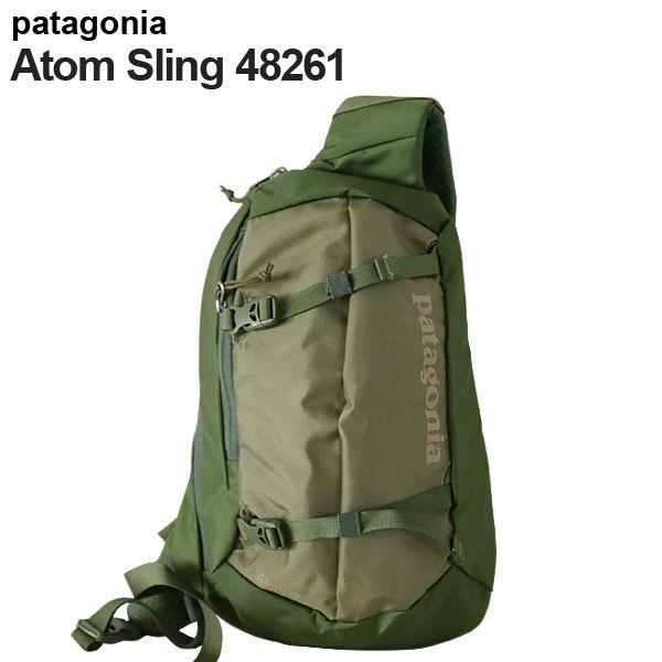 Patagonia バックパック アトムスリング 8L ファーティグリーン 48261