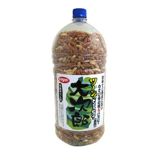 谷貝食品工業 大次郎 わさび柿ピー 2.4kg
