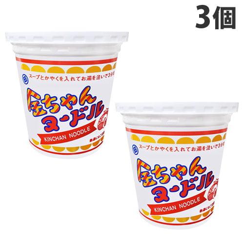 徳島製粉 金ちゃん ヌードル 85g 3個