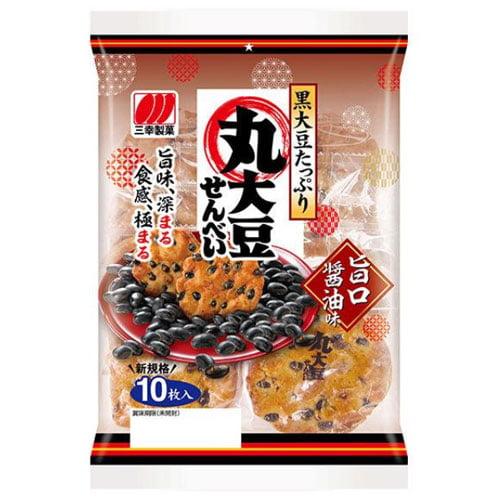 三幸製菓 丸大豆せんべい 11枚