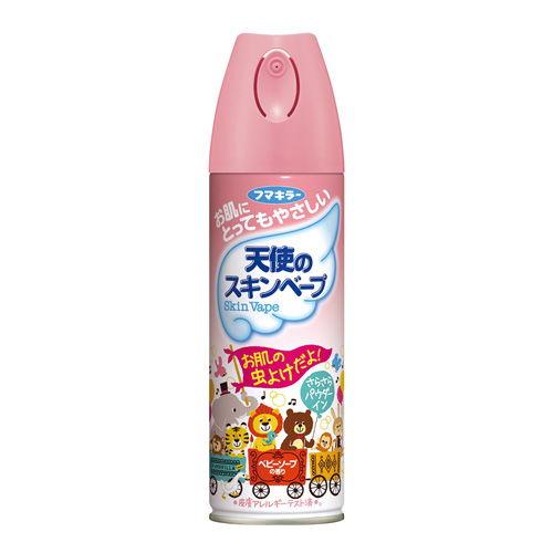 フマキラー 天使のスキンベープ ベビーソープの香り 200ml【医薬部外品】