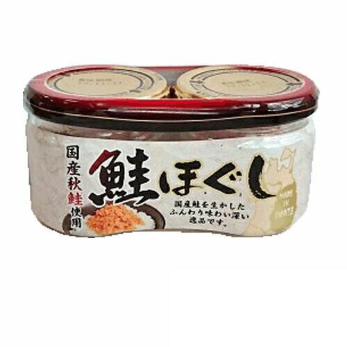 【賞味期限:21.06.28】パワーブレン 鮭ほぐし 国産秋鮭使用 50g×2P
