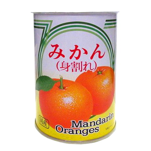 【賞味期限:23.12.23】加藤産業 サンゴー みかんブロークン 3号缶 545g