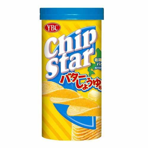 【賞味期限:22.05.31】ヤマザキビスケット チップスターS バターしょうゆ味 50g