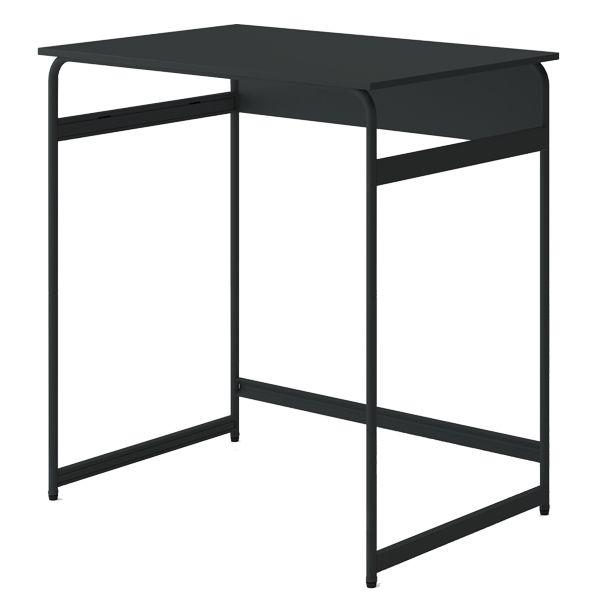 オカムラ ヴィヴァン テーブル W700×D450×H720mm ブラック 8TFTTA ZJ13