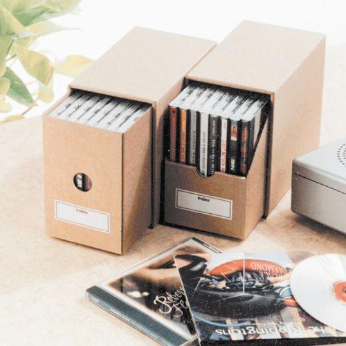 石田工業 CD収納ボックス 7-004
