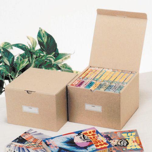 石田工業 コミック収納ボックス 7-073