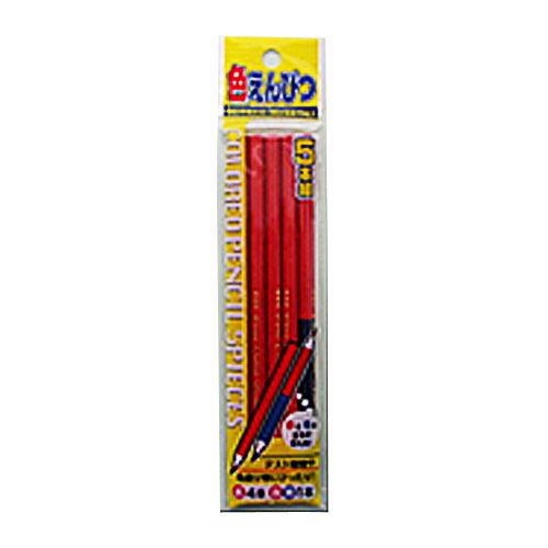 色鉛筆 5本組 0992
