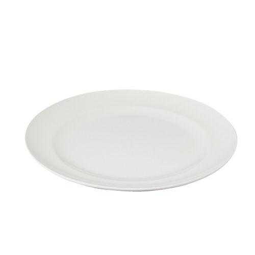 フォリオ プレート 22cm ホワイト 1016