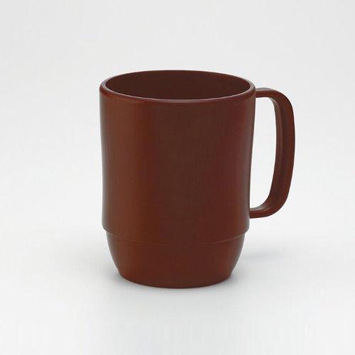 レンジマグカップ ブラウン 1116