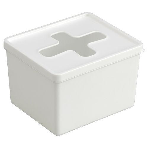 引出し収納ケース プルアウトボックス トールサイズ ホワイト 1281