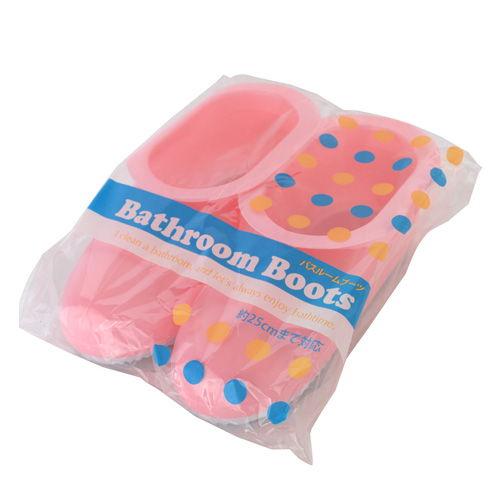 お風呂ブーツ チャーミーブーツ ピンク 640015